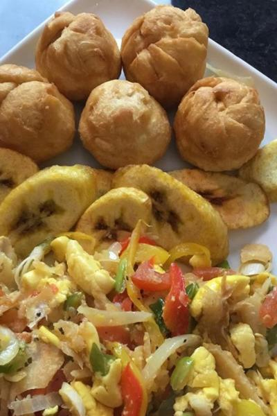 How to Make Jamaican Ackee and Saltfish