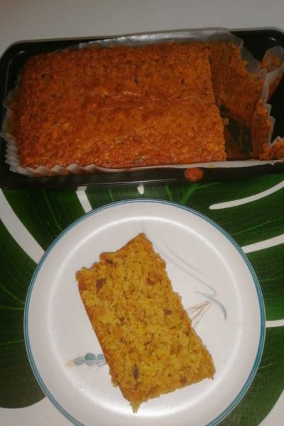 Super Moist Carrot Cake Secret Recipe