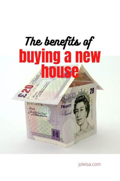 The Benefits of Buying a new House