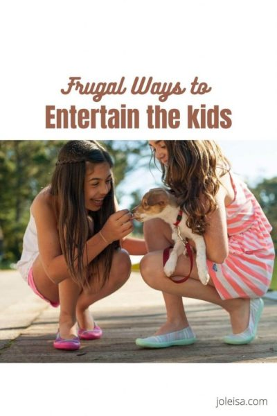 Frugal Ways to Entertain the Kids