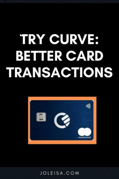 Try Curve: Better Card Transactions