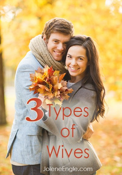 3 Types of Wives by Jolene Engle