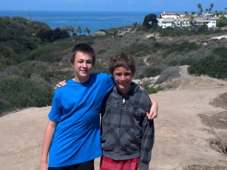 Seth and Noah San Clemente