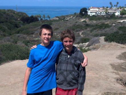 Seth and Noah San Clemente