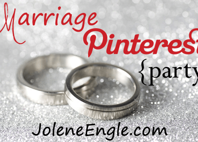 Marriage Pinterest Party #4