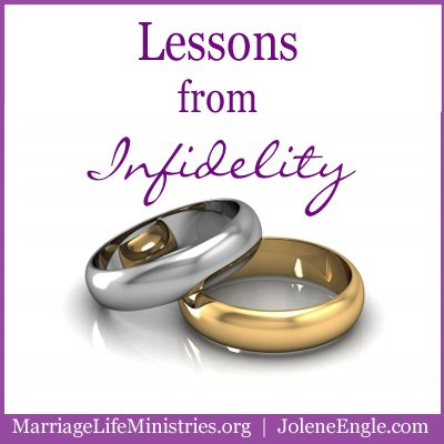 Day 24: Lessons From Infidelity
