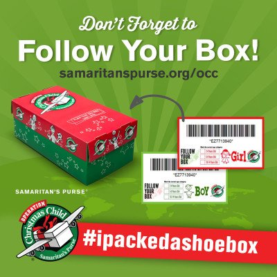 Follow Your Shoebox