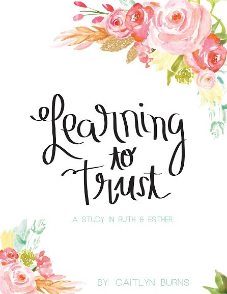 Learning to Trust by Caitlyn Burns