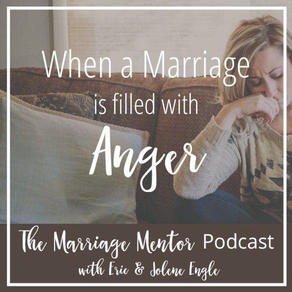 When a Marriage is Filled with Anger