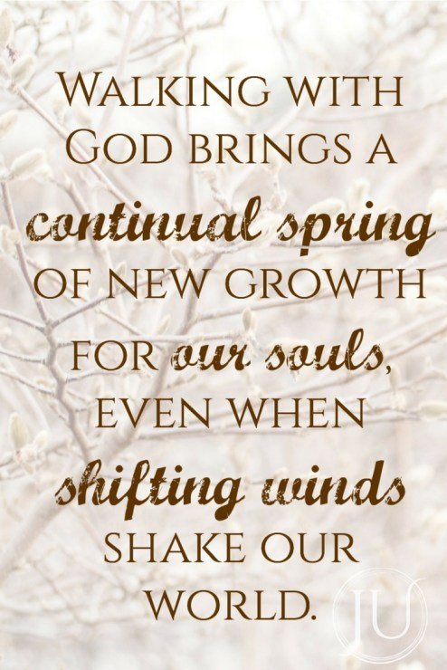 Soulful Spring