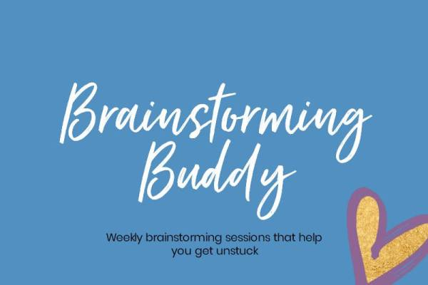 brainstorm sessions with a virtual assistant