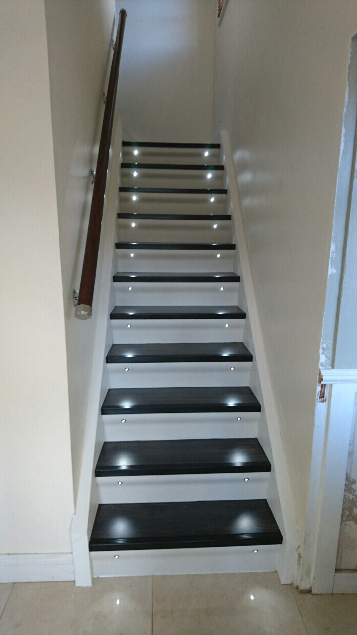 Portas Stair Renovation Available At Jol Home Improvement