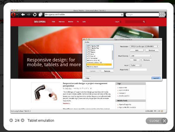 Visualiser un site web mobile sans mobile ???