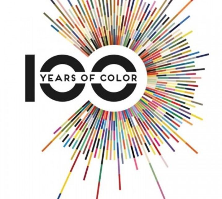 Le livre qui m'a plu : 100 ans de couleurs