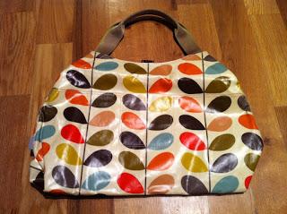 Inspiration le sac en bandoulière classique Orla Kiely