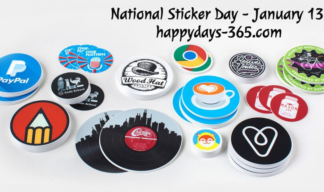 Sticker Day
