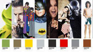 Si les célébrités étaient des couleurs Pantone