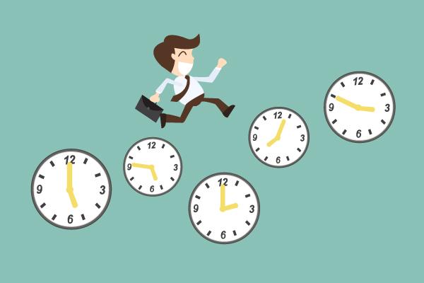 Comment optimiser son temps entre deux missions