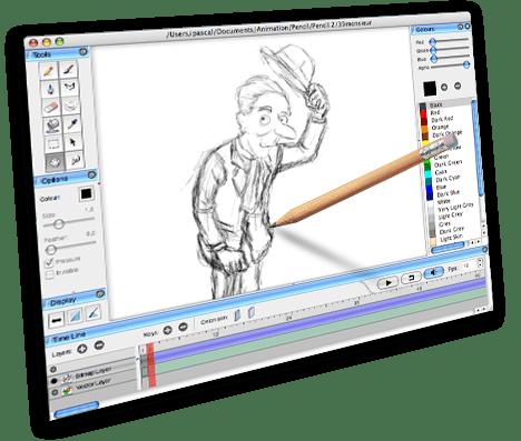 Logiciel d'animation Libre