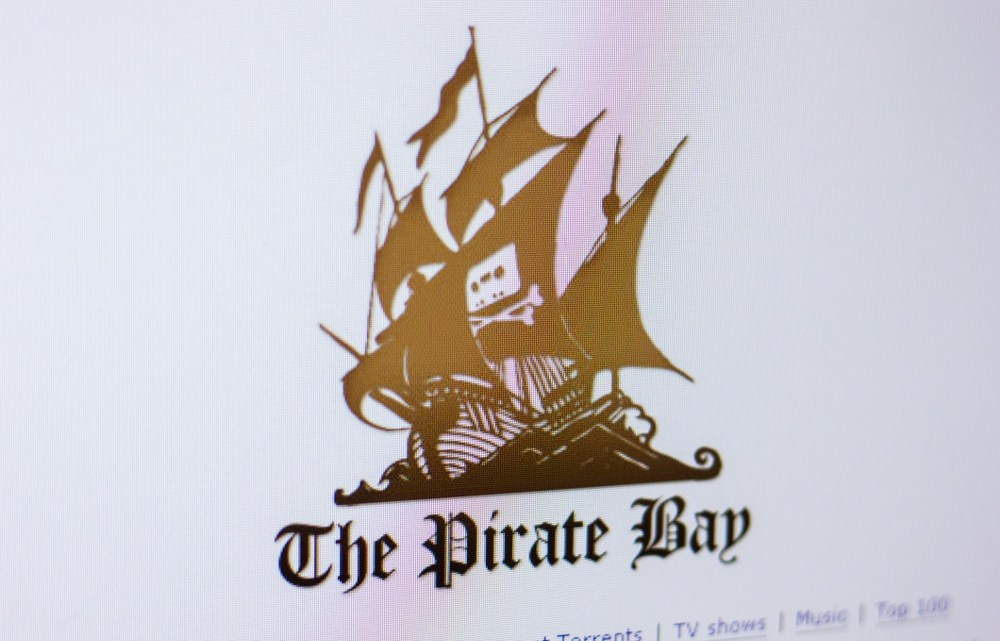 Blocage de Pirate Bay