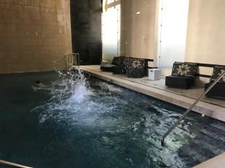 La piscine du spa. ©Joli.Voyage