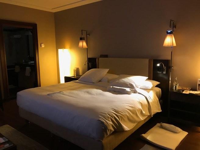 L'hôtel La Réserve à Genève. ©Joli.Voyage