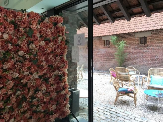 Le Flore, à Bruxelles
