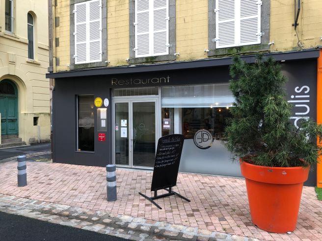 Le restaurant Edulis, à Granville. ©Joli.Voyage