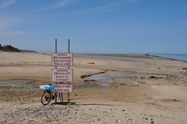 Au bout de l'estuaire, côté Honfleur. ©Joli.Voyage