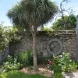 Le jardin de la Villa Saint-Jean. ©Joli.Voyage