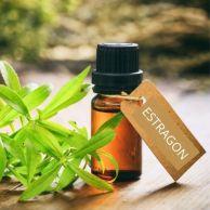 l'huile essentielle d'estragon efficace contre le rhume des foins