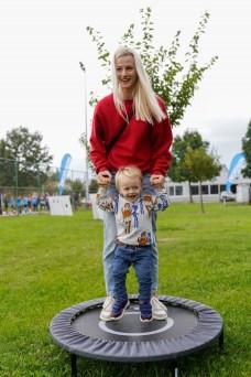 Petra Kurtela i sin Relja