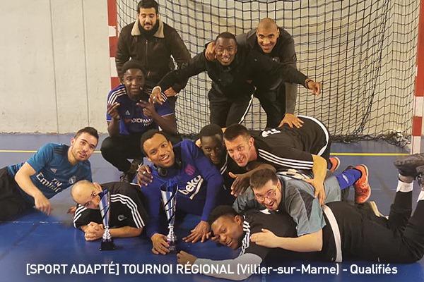 Photo de l'équipe de C.A Paris 14