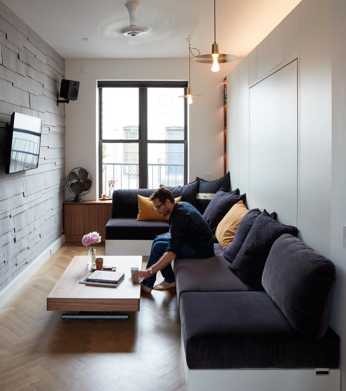 Aprs Les Mini Maisons Voici Un Inspirant Studio