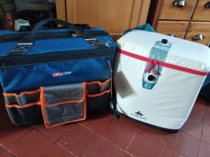 sacs de transport machine à coudre