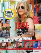 Grazia UK Cover August 6 2013