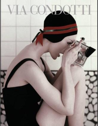 Italian Magazine Via Condotti