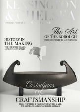 Kensington and Chelsea October 2013 Cover