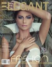 Elegant Magazine December 2013 Cover