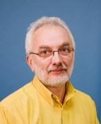 A szerző, Hámori Gábor