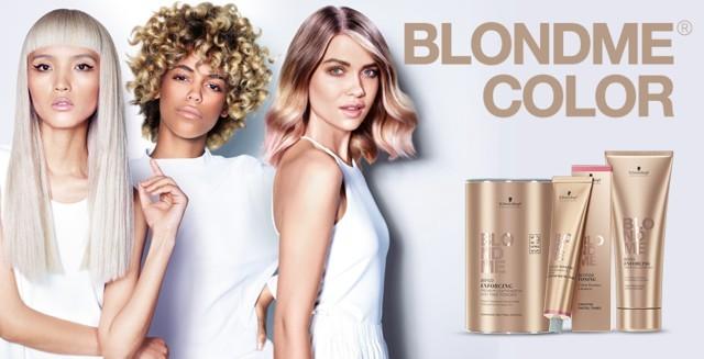 Blondme plakát