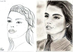 Képességfejlesztés: jobb agyféltekés rajzolás