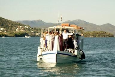 Magyarok esküvője Görögországban
