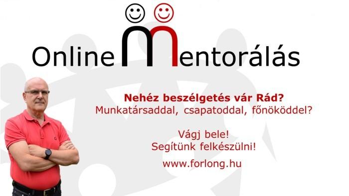 Forlong mentorálás