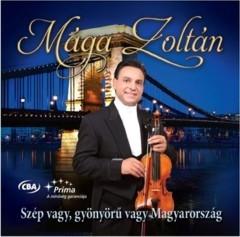 Mága Zoltán cd-kép