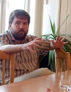 Merza Péter EKF fejlesztési igazgató