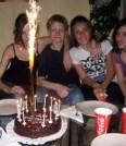Szülinapi torta | A lasertag összehozza a családot és a barátokat
