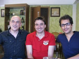 Nicolò (ClubNokiaN900), Stefano Mosconi e Fra