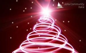 Buone feste da Jolla Community Italia
