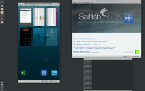 Sailfish OS SDK